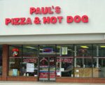 Paul's Pizza & Hot Dog